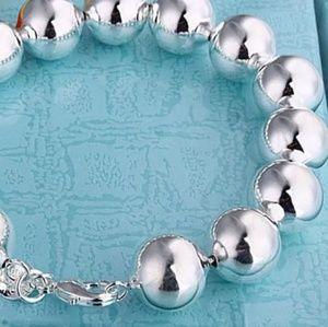 Jewelry - Sterling Silver Beads Bracelet